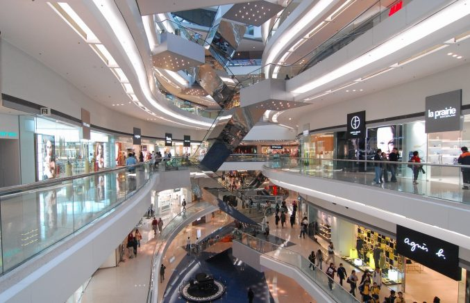 Festival Walk Shopping Mall