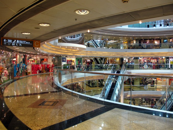 Grand Century Mall Clothing Stores