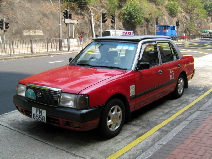 HK_Red_Taxi