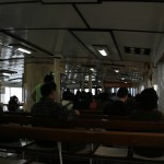 On Board the Star Ferry