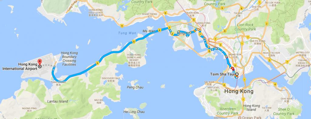 The Super-Guide to Hong Kong Airport Transfers on yunnan china, fujian china, hangzhou china, macau china, beijing china, singapore china, new territories china,