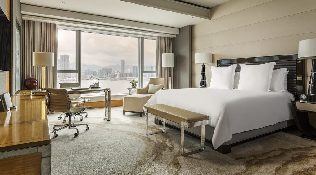 List The Top Five Star Hotels In Hong Kong